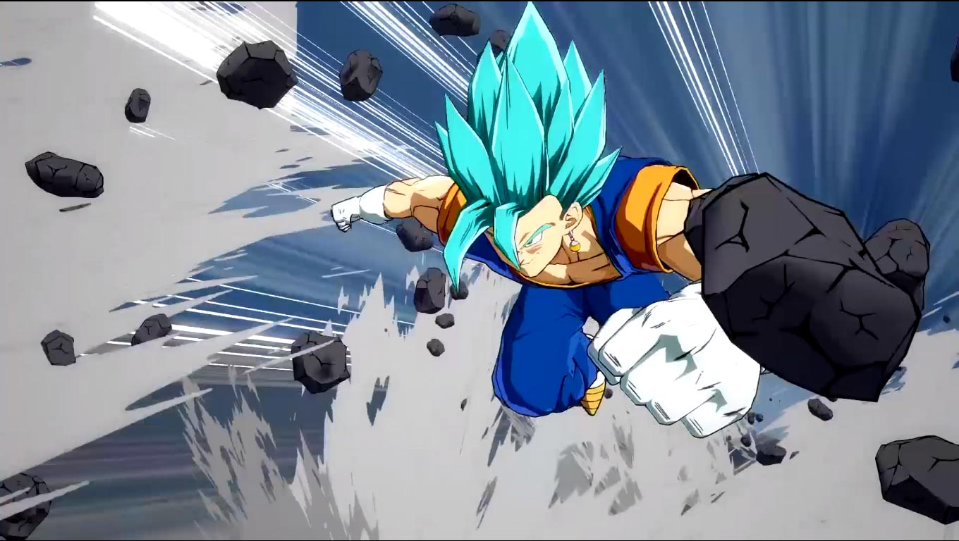 Vegito in Dragon Ball FighterZ 3 out of 9 image gallery