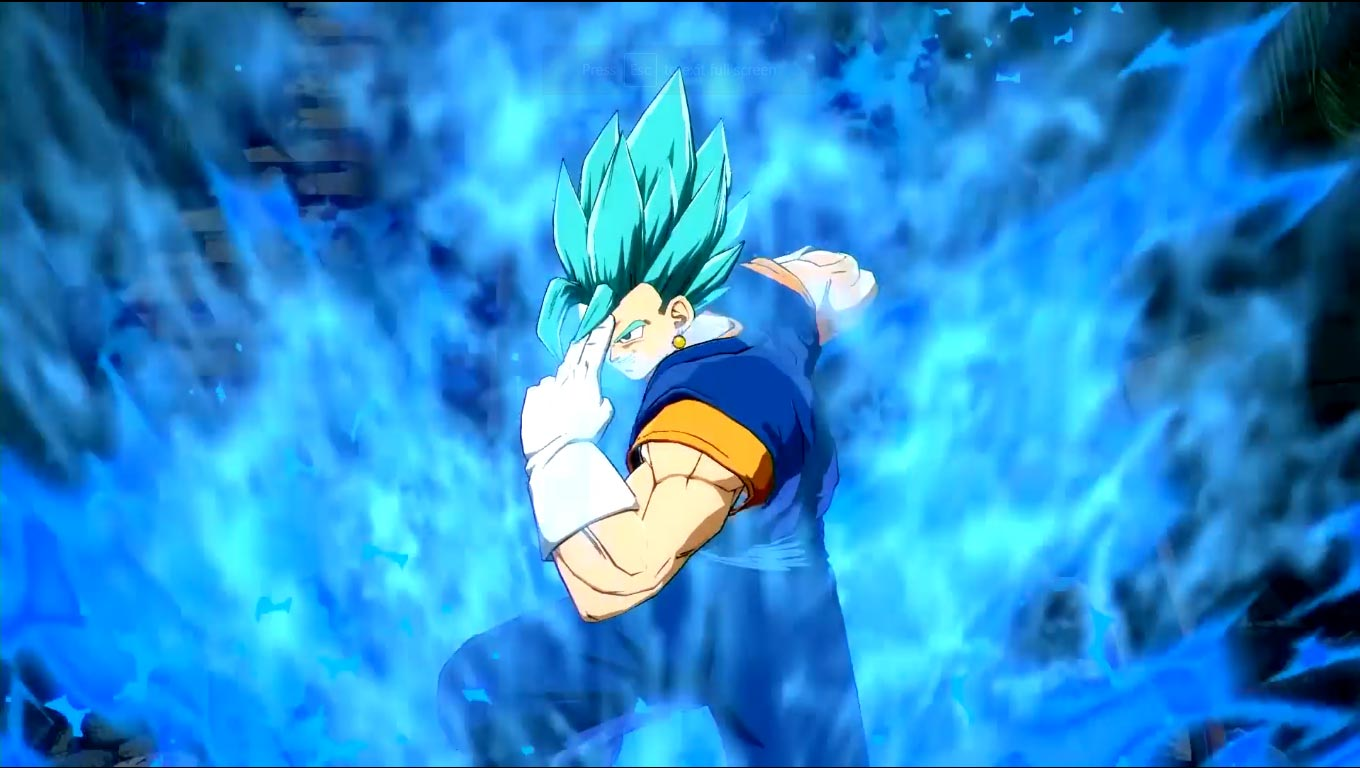 Vegito in Dragon Ball FighterZ 5 out of 9 image gallery