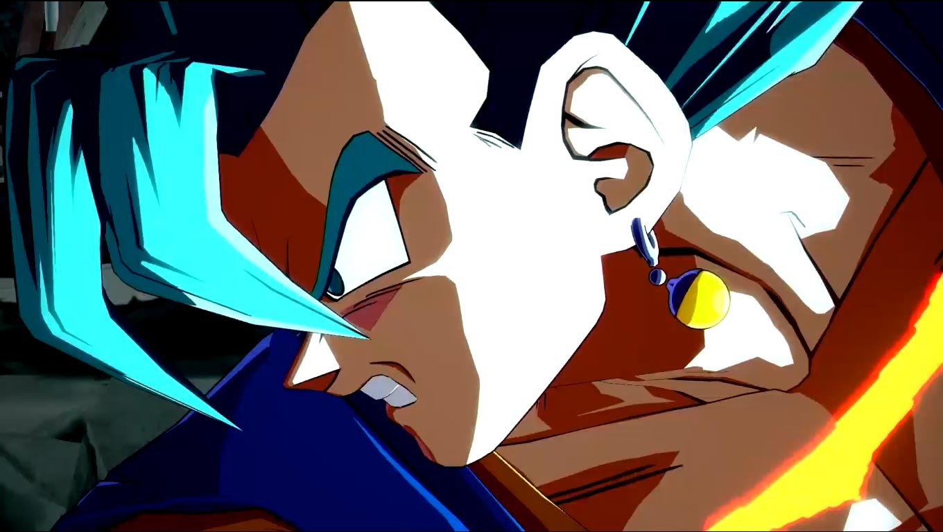 Vegito in Dragon Ball FighterZ 9 out of 9 image gallery
