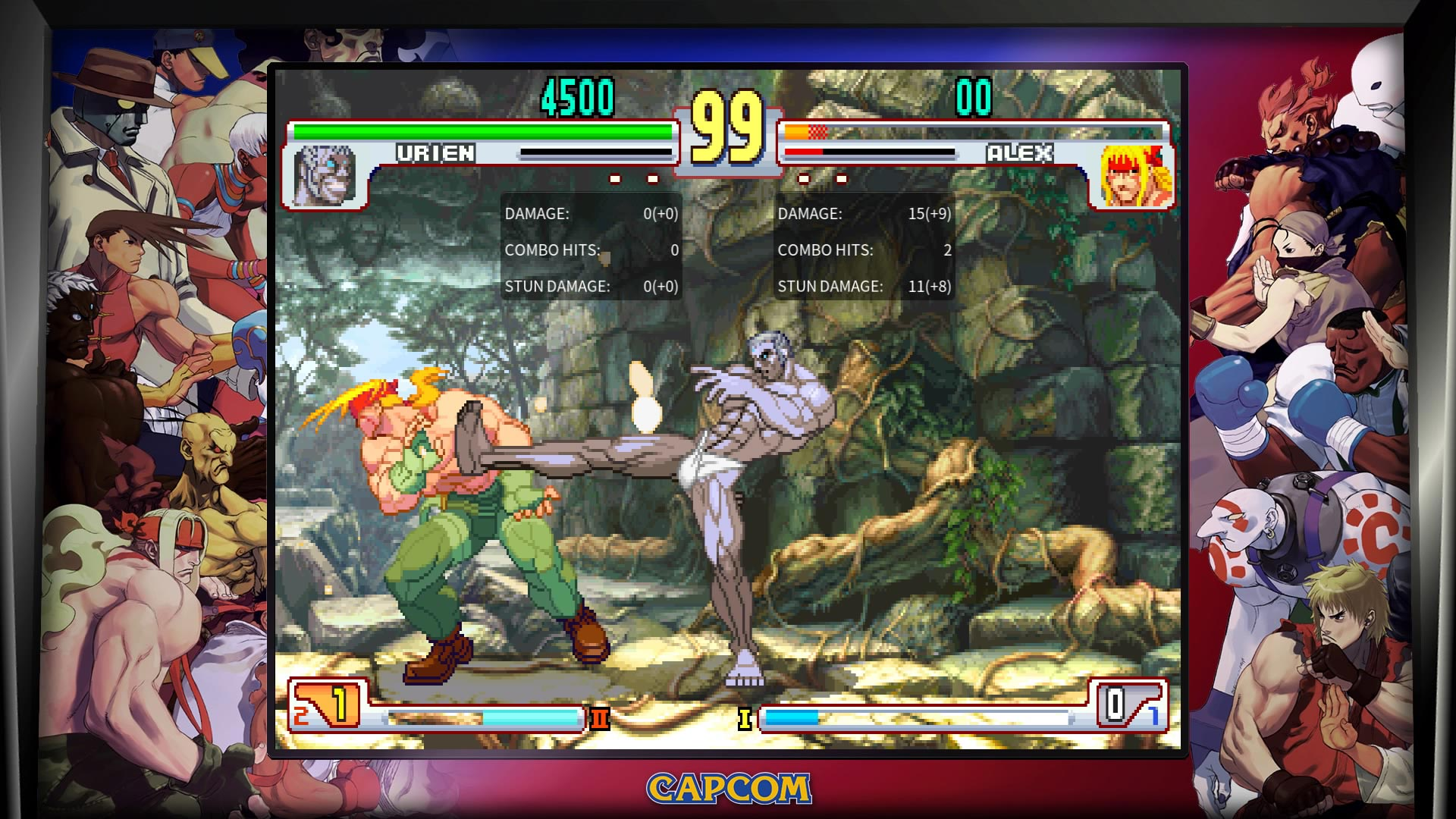 Street Fighter 30th Anniversary Collection Training and Versus Mode 7 out of 7 image gallery