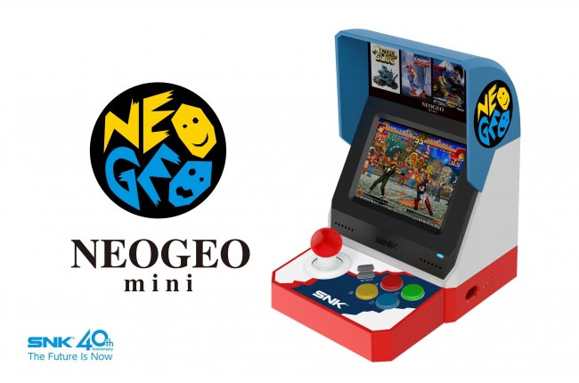 Neo Geo Mini 1 out of 5 image gallery