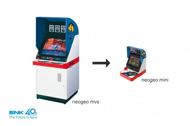 Neo Geo Mini 3 out of 5 image gallery