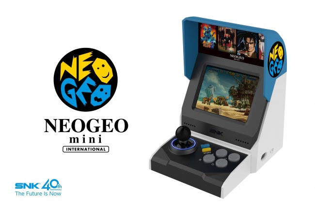 Neo Geo Mini 4 out of 5 image gallery