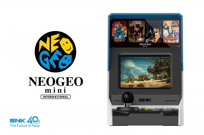 Neo Geo Mini 5 out of 5 image gallery