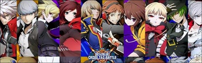 BlazBlue: Cross Tag Battle potential DLC characters data