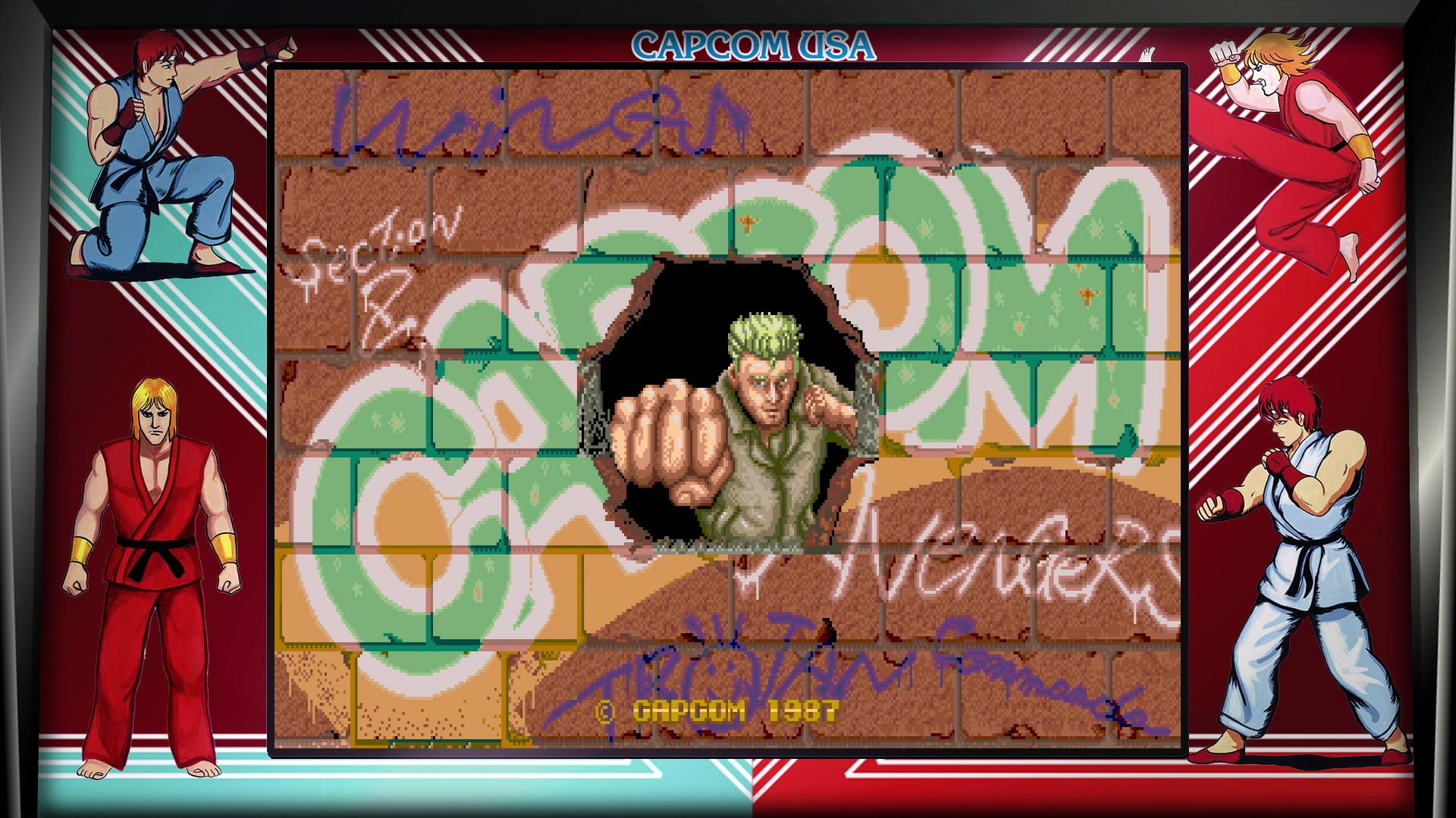 Street Fighter 30th Anniversary Collection images 1 out of 17 image gallery