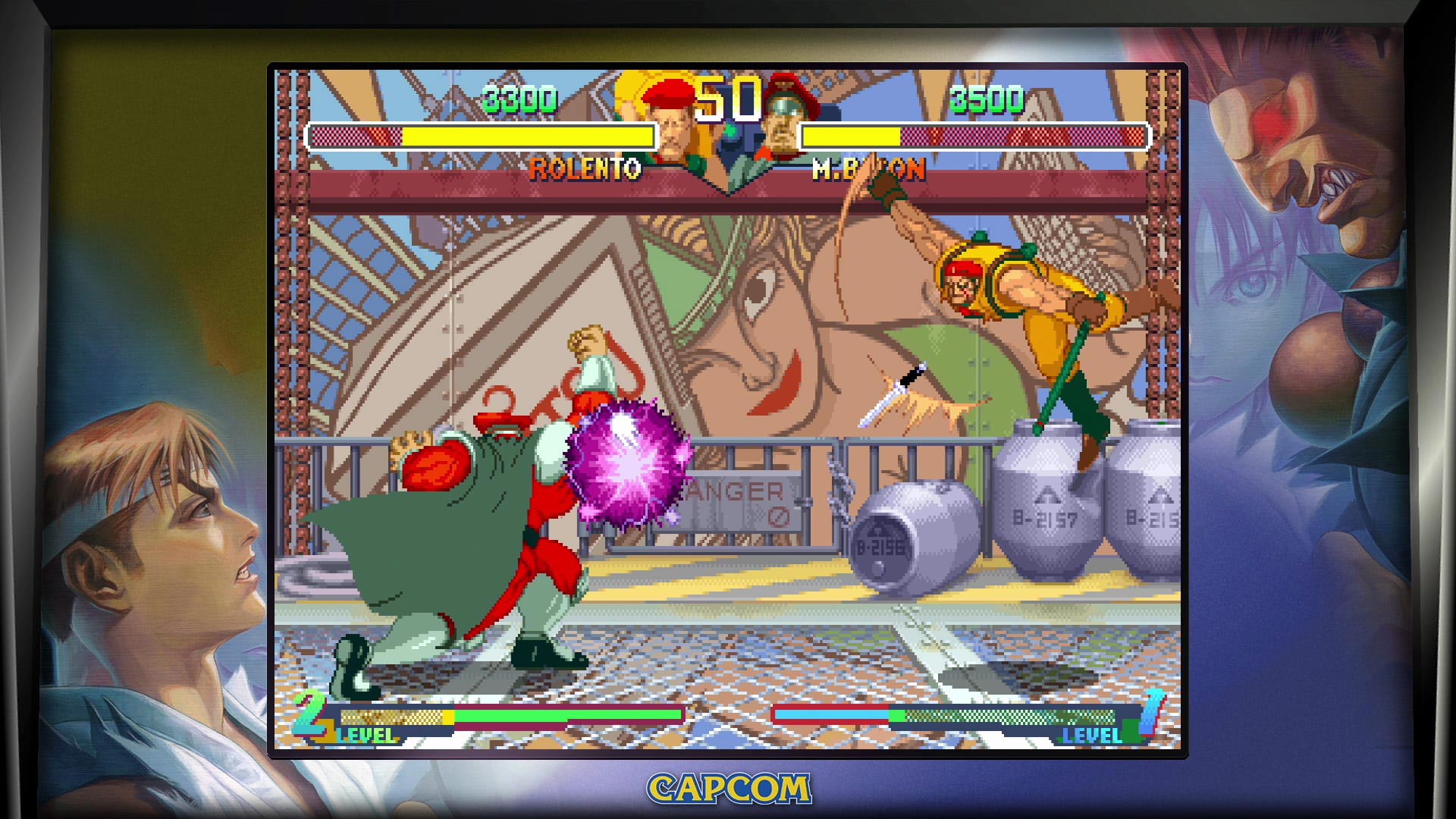 Street Fighter 30th Anniversary Collection images 8 out of 17 image gallery
