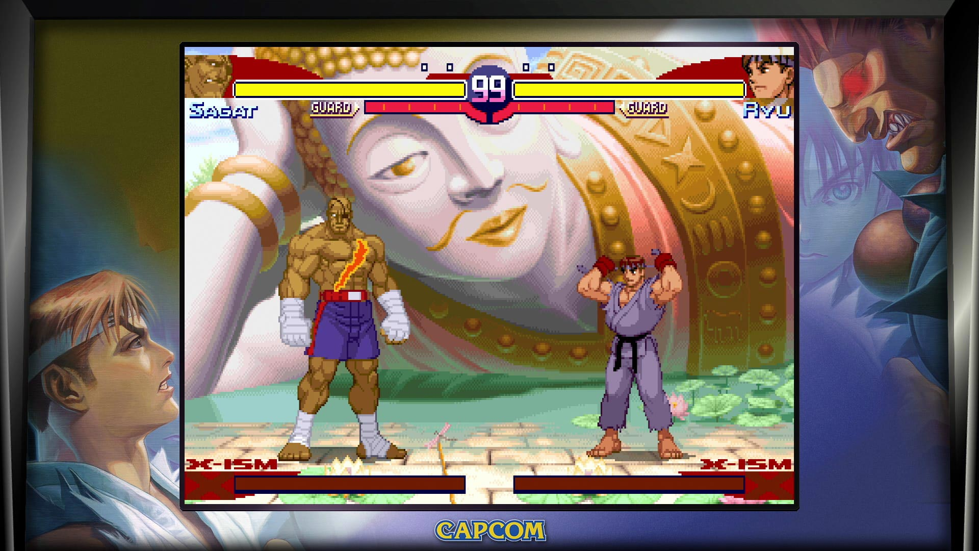 Street Fighter 30th Anniversary Collection images 9 out of 17 image gallery
