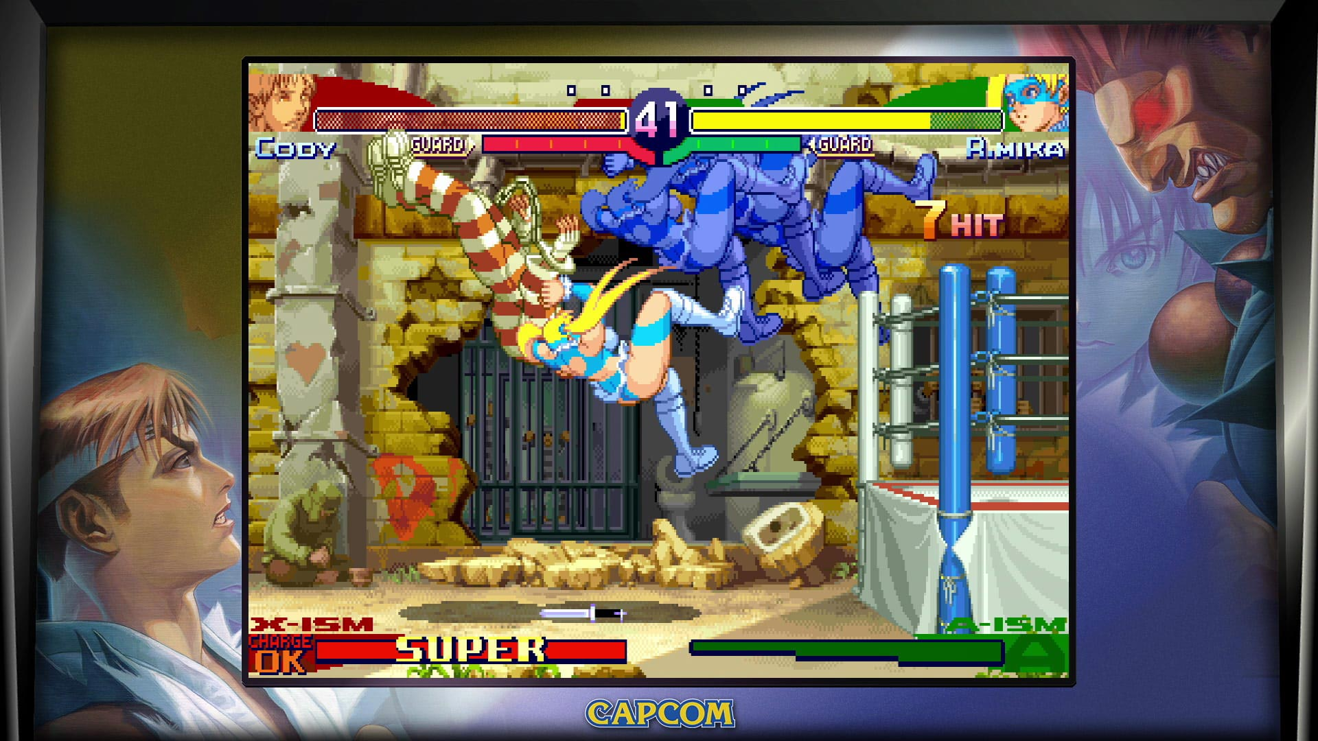 Street Fighter 30th Anniversary Collection images 10 out of 17 image gallery