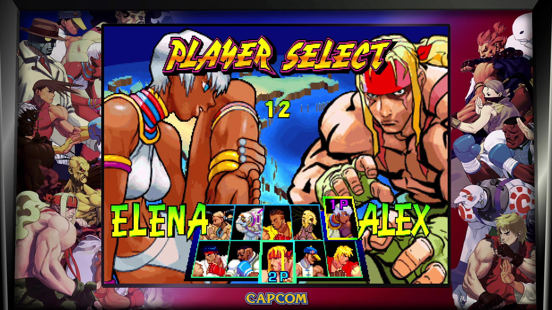 Street Fighter 30th Anniversary Collection images 11 out of 17 image gallery