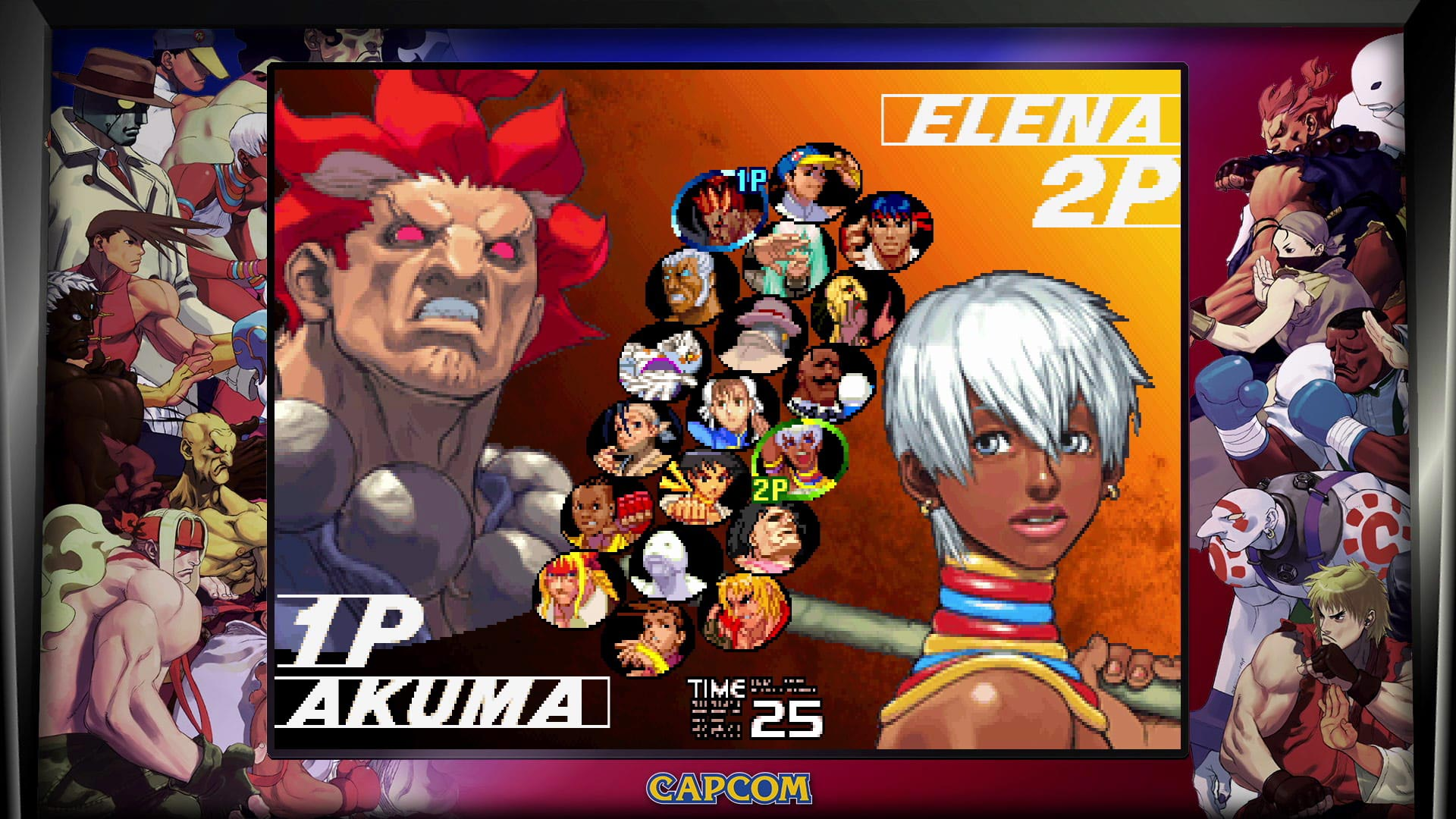 Street Fighter 30th Anniversary Collection images 12 out of 17 image gallery