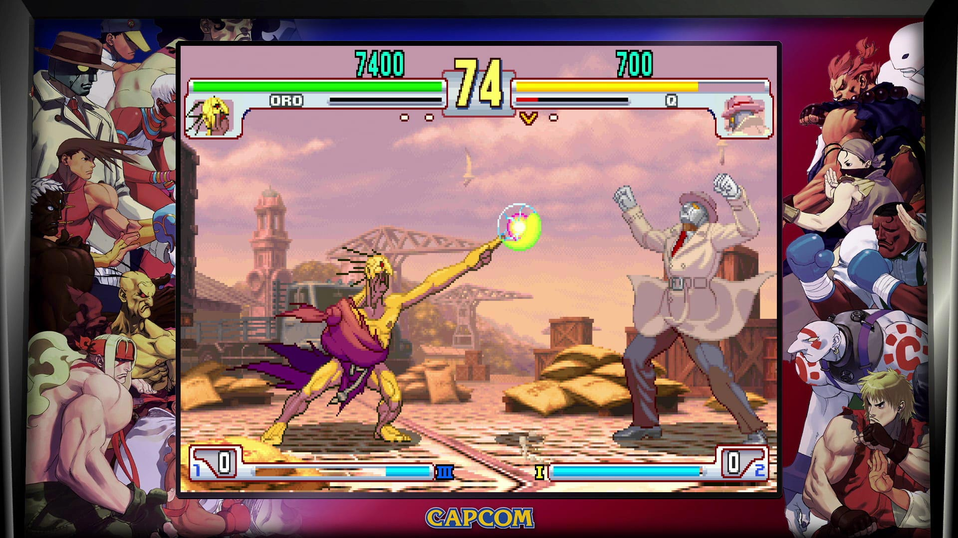 Street Fighter 30th Anniversary Collection images 13 out of 17 image gallery