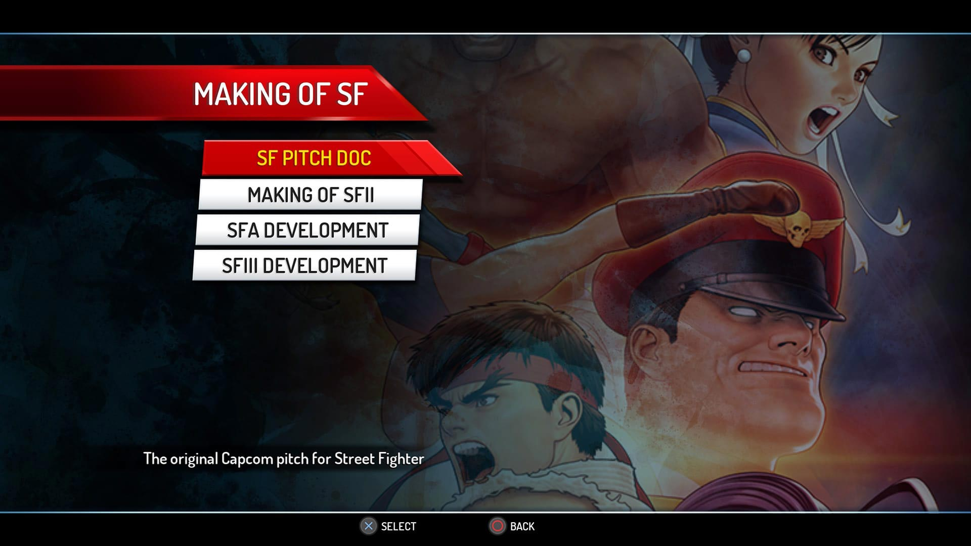Street Fighter 30th Anniversary Collection images 15 out of 17 image gallery