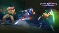Power Rangers and Street Fighter in Power Rangers: Legacy Wars image #4