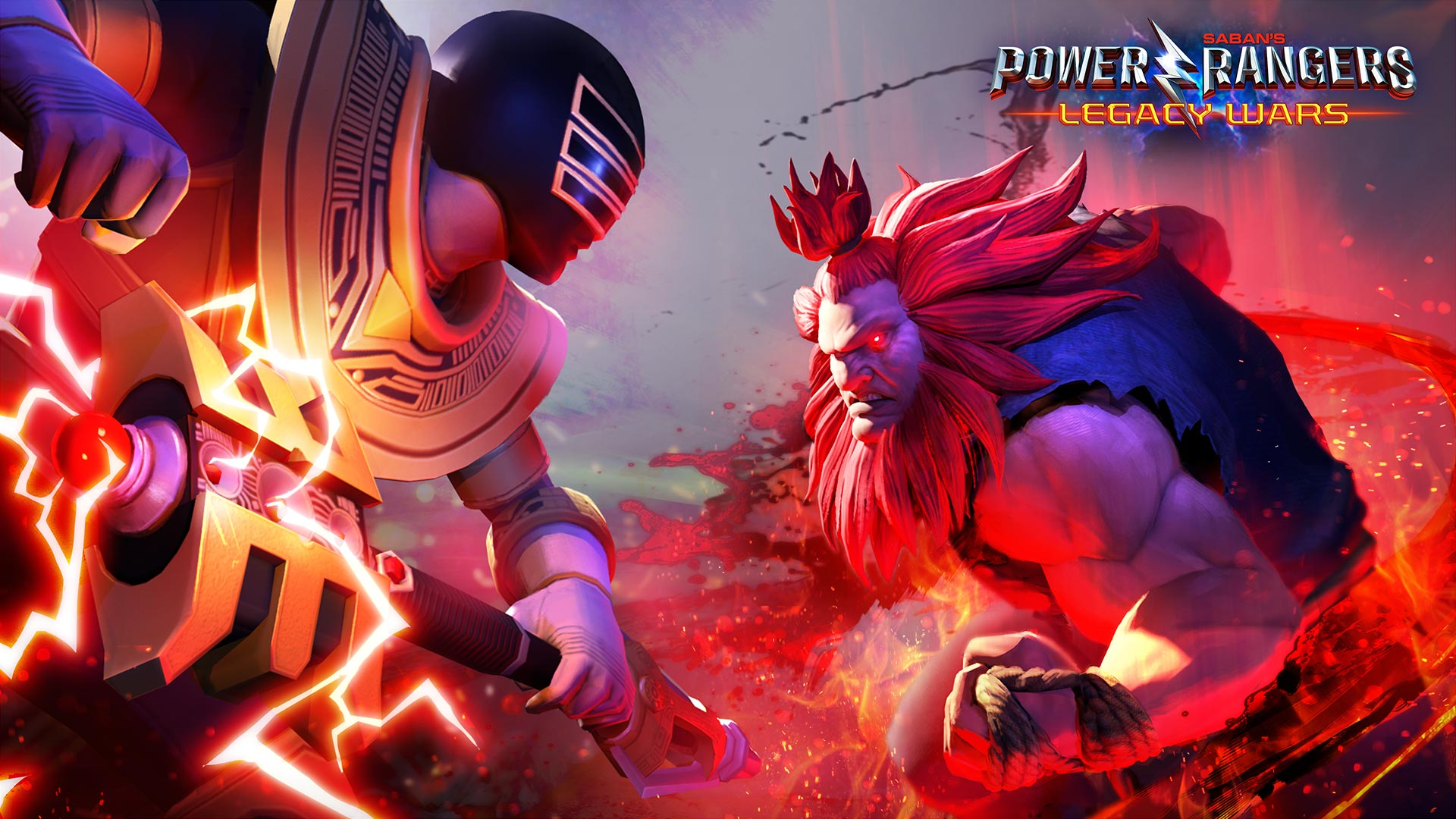 Power Rangers and Street Fighter in Power Rangers: Legacy Wars 6 out of 10 image gallery