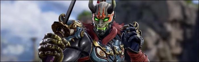 Tekken S Yoshimitsu Joins The Soul Calibur 6 Roster