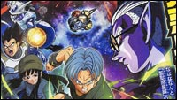 Super Dragon Ball heroes anime image #1