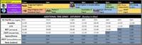 Toryuken 7 Event Schedule image #1
