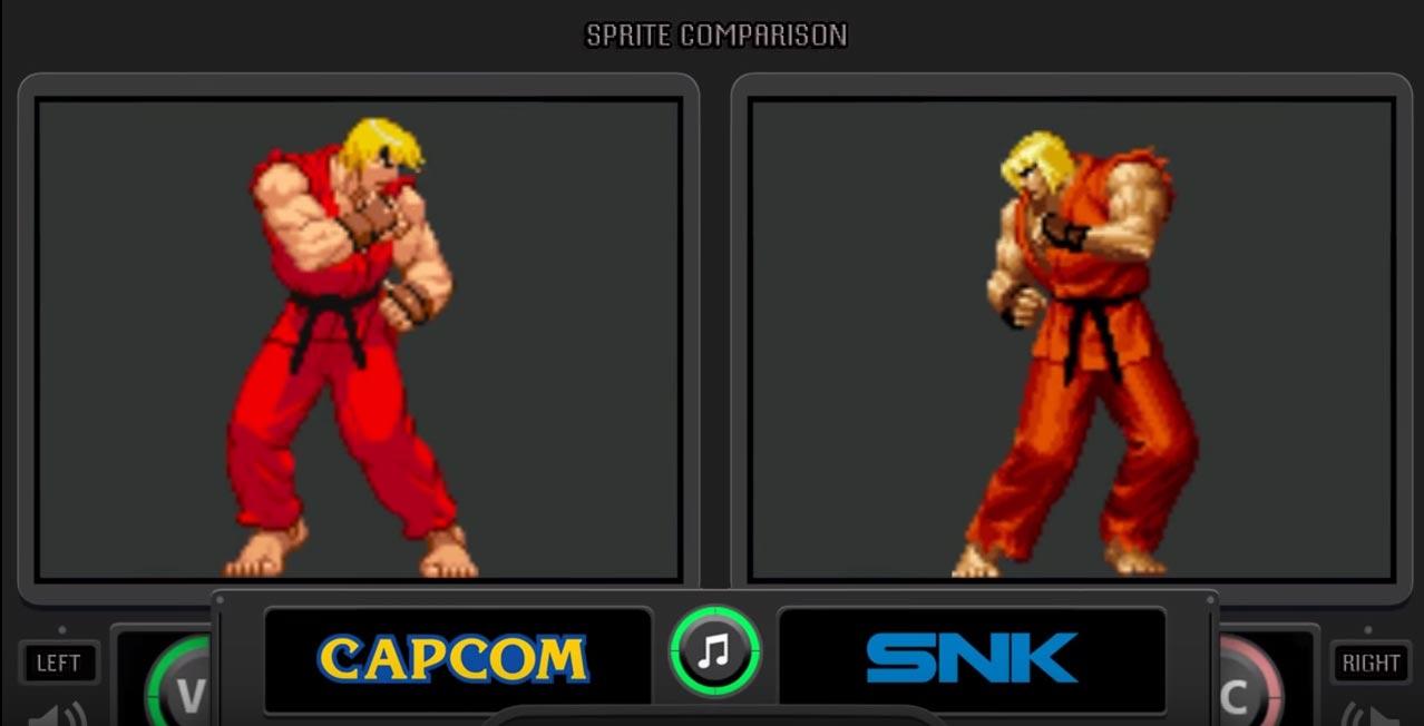 Capcom vs. SNK vs. Capcom 2 out of 6 image gallery
