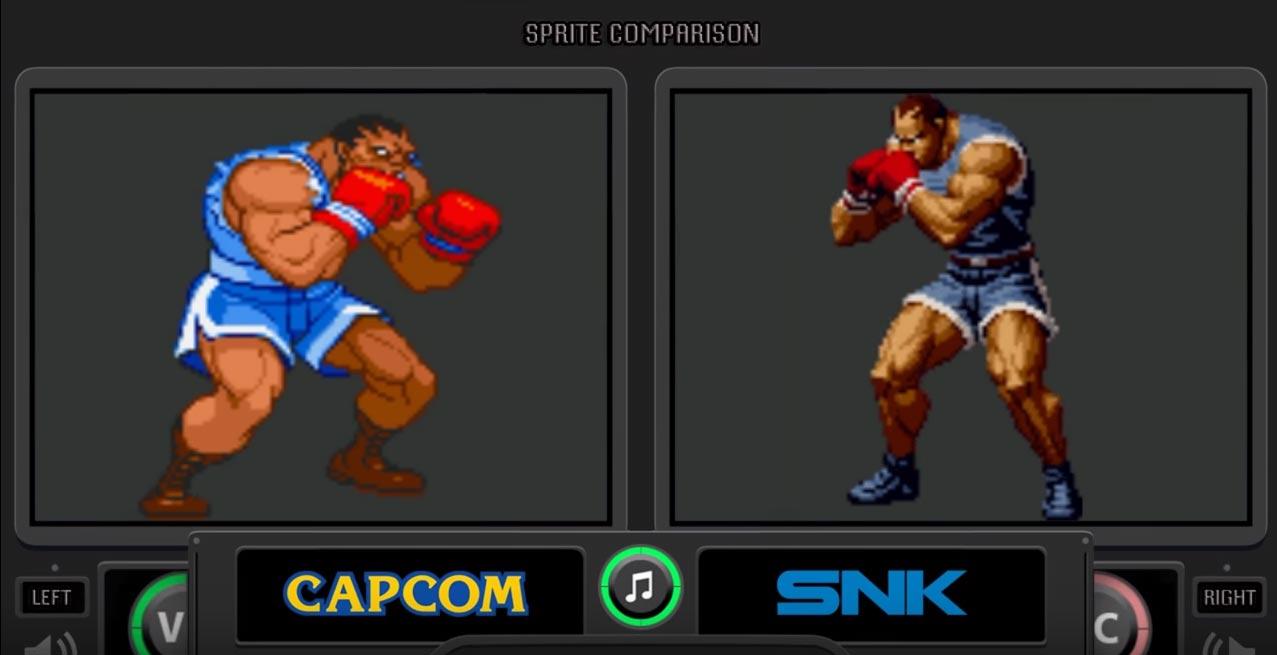 Capcom vs. SNK vs. Capcom 4 out of 6 image gallery