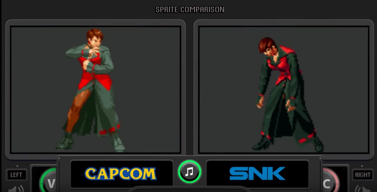 Capcom vs. SNK vs. Capcom 5 out of 6 image gallery