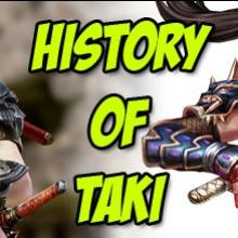 Here's how Taki went from losing her family to Soul Calibur's fan-favorite ninja warrior