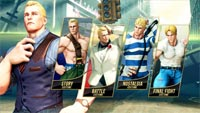 Cody Street Fighter 5: Arcade Edition reveal image #1