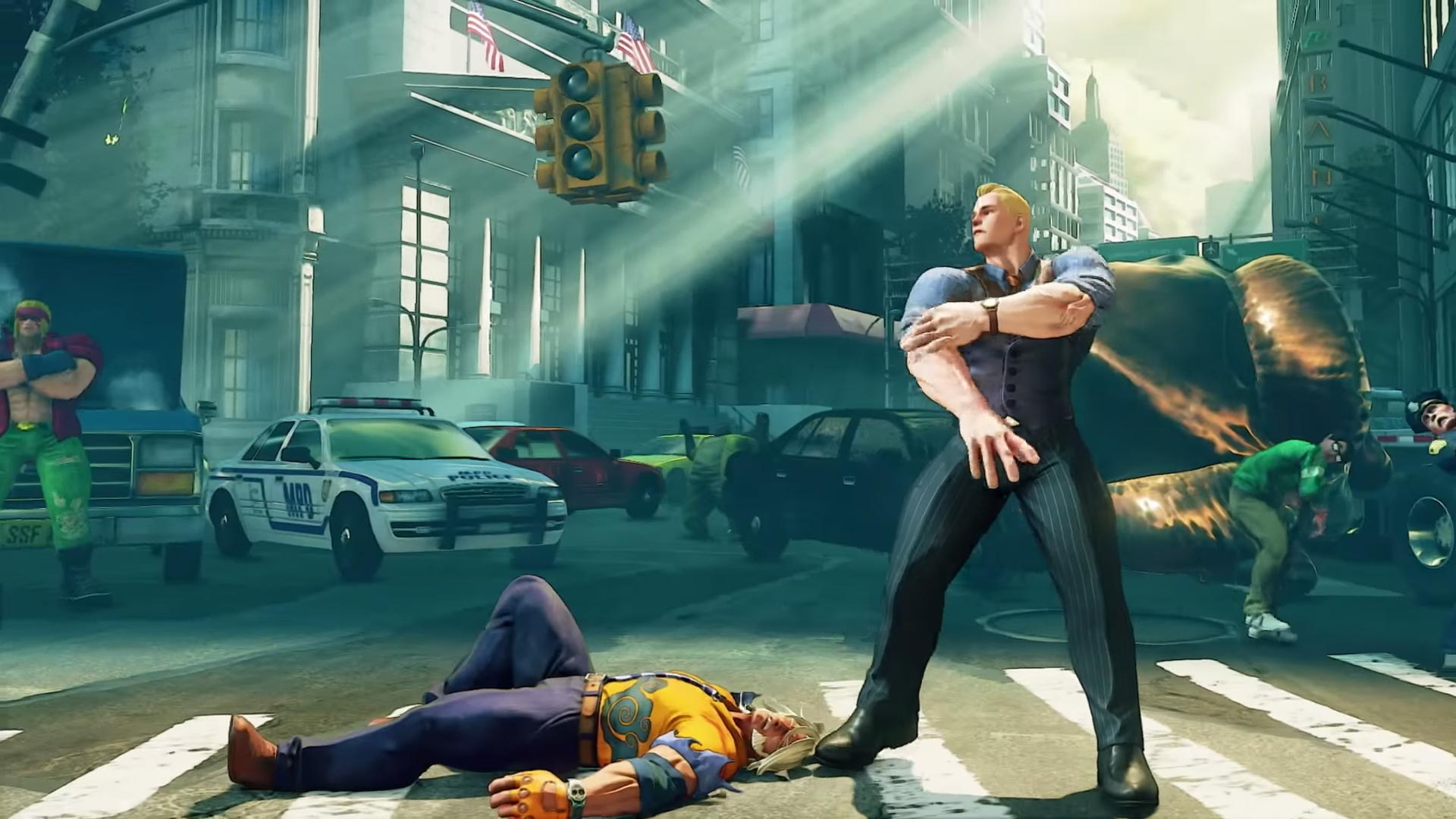 Cody Street Fighter 5: Arcade Edition reveal 3 out of 9 image gallery