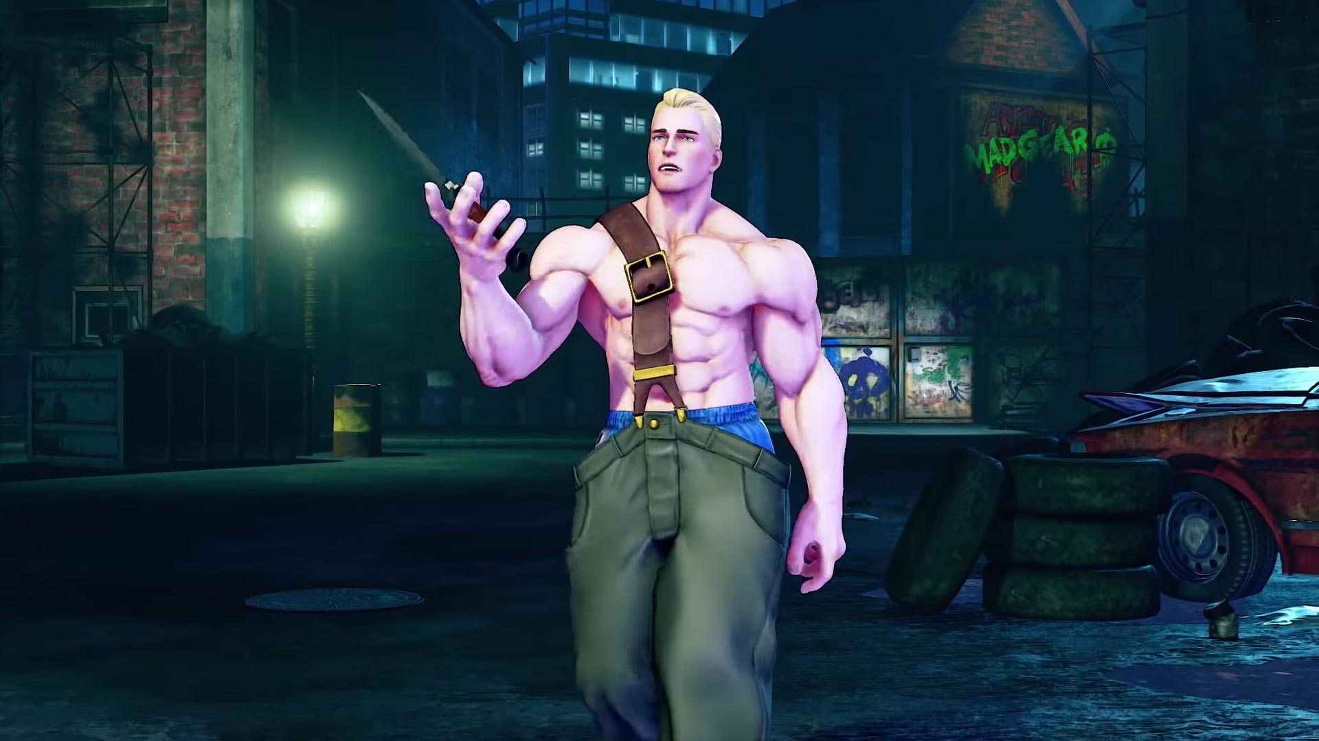 Cody Street Fighter 5: Arcade Edition reveal 5 out of 9 image gallery