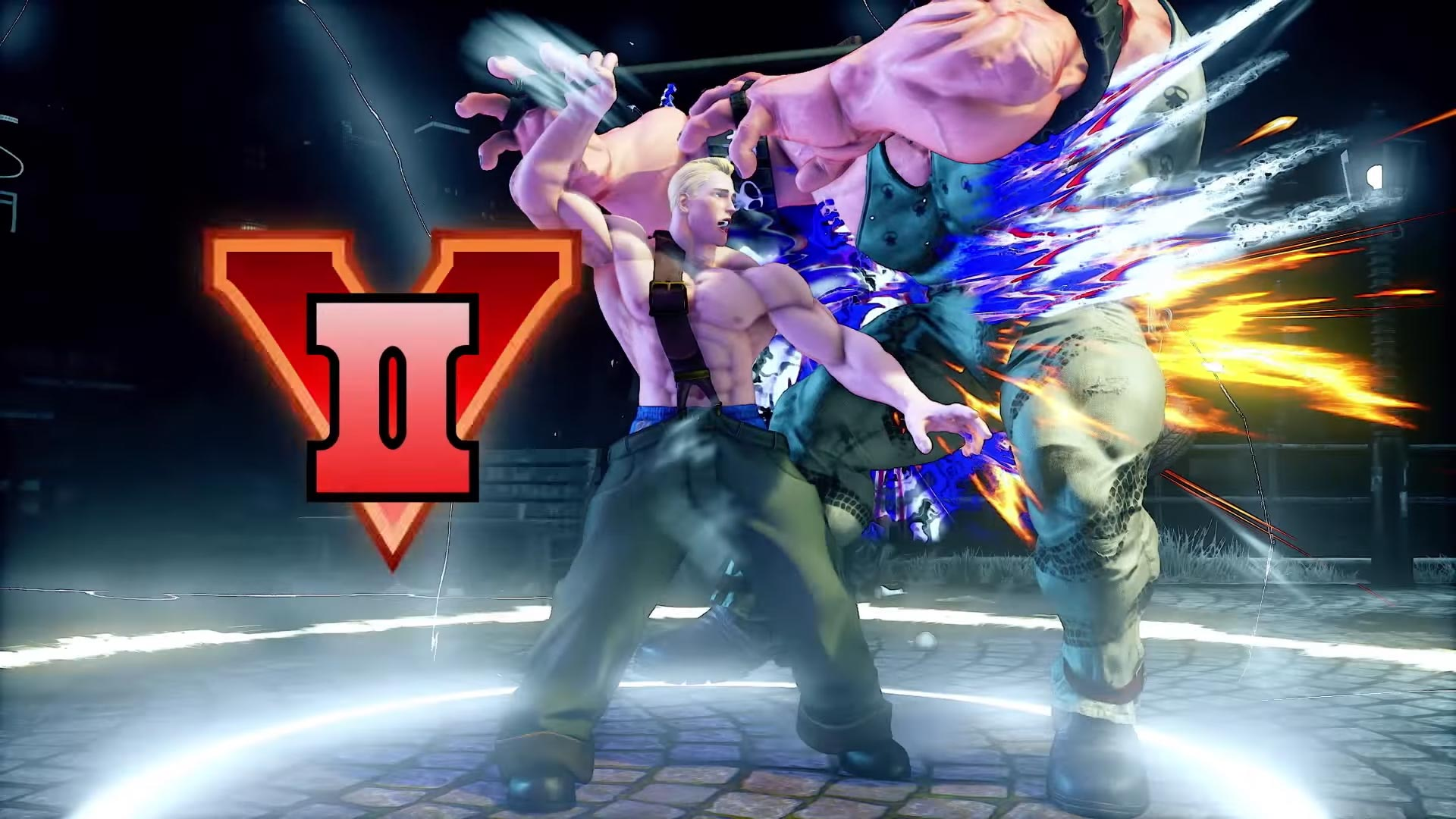 Cody Street Fighter 5: Arcade Edition reveal 7 out of 9 image gallery