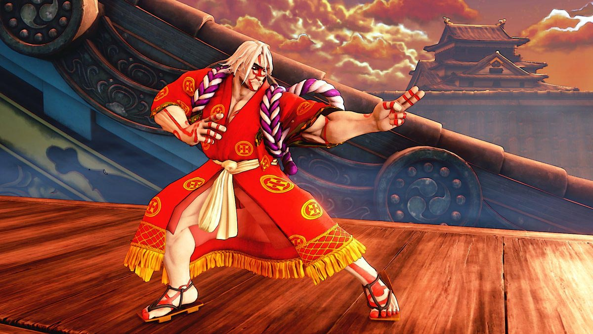 """Street Fighter 5: Arcade Edition """"Professional"""" costumes 2 out of 3 image gallery"""
