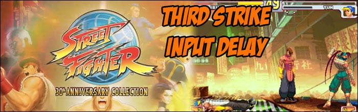 Third Strike reported to have one extra frame of input lag on ...