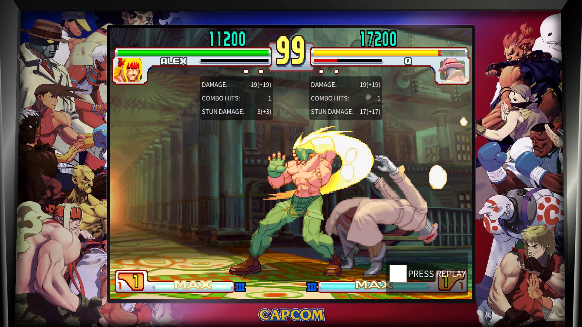Street Fighter 30th Anniversary Collection 2 out of 9 image gallery
