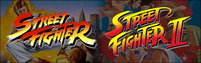 Street Fighter - Street Fighter II