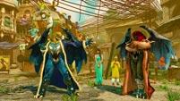 M. Bison's Astaroth costume image #2