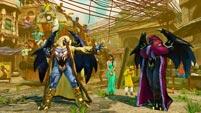 M. Bison's Astaroth costume image #3