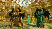 M. Bison's Astaroth costume image #4