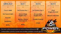 Summit of Power Event Schedule image #1