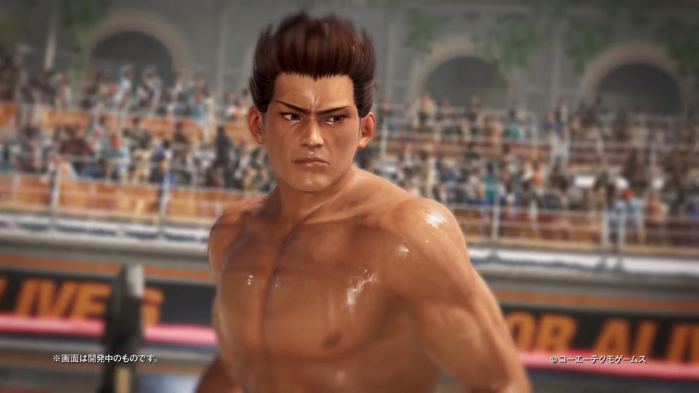 Dead or Alive 6 screenshots 3 out of 6 image gallery