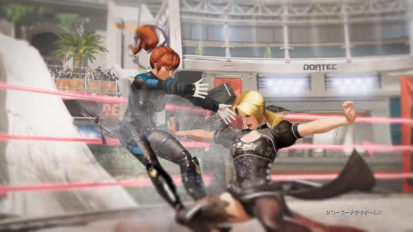 Dead or Alive 6 screenshots 5 out of 6 image gallery