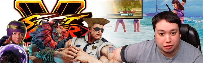 Vesperarcade List Their Top 5 Characters In Street Fighter 5