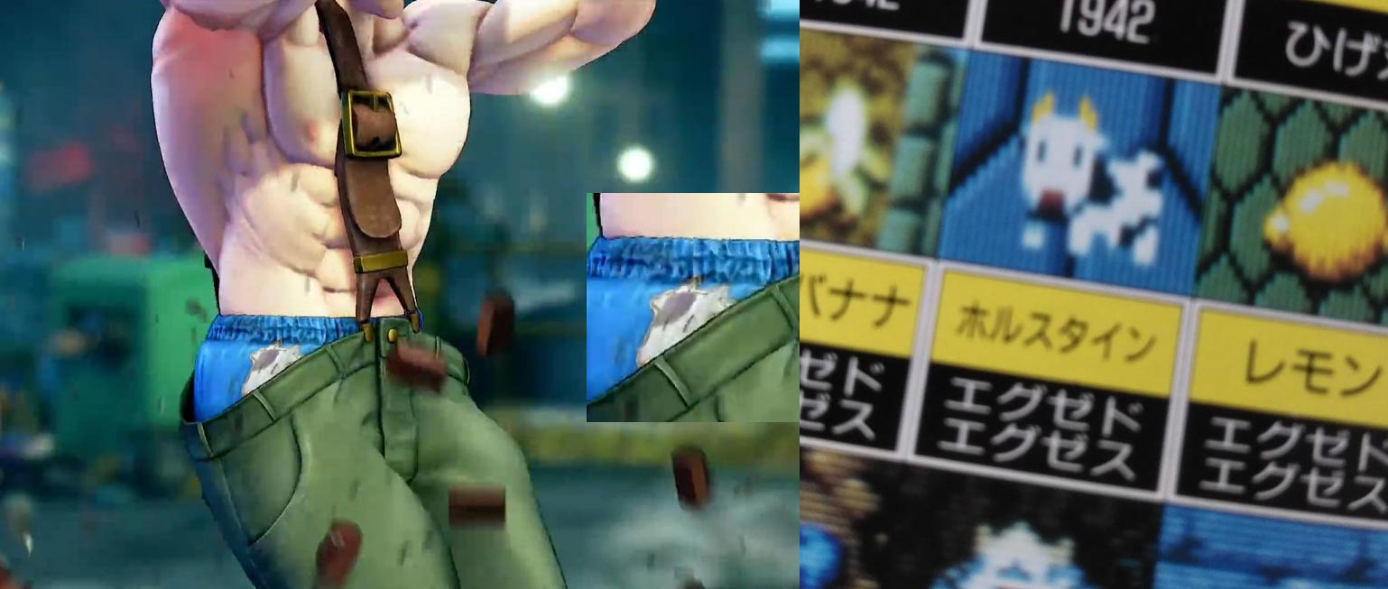 Cody references in Street Fighter 5 5 out of 5 image gallery