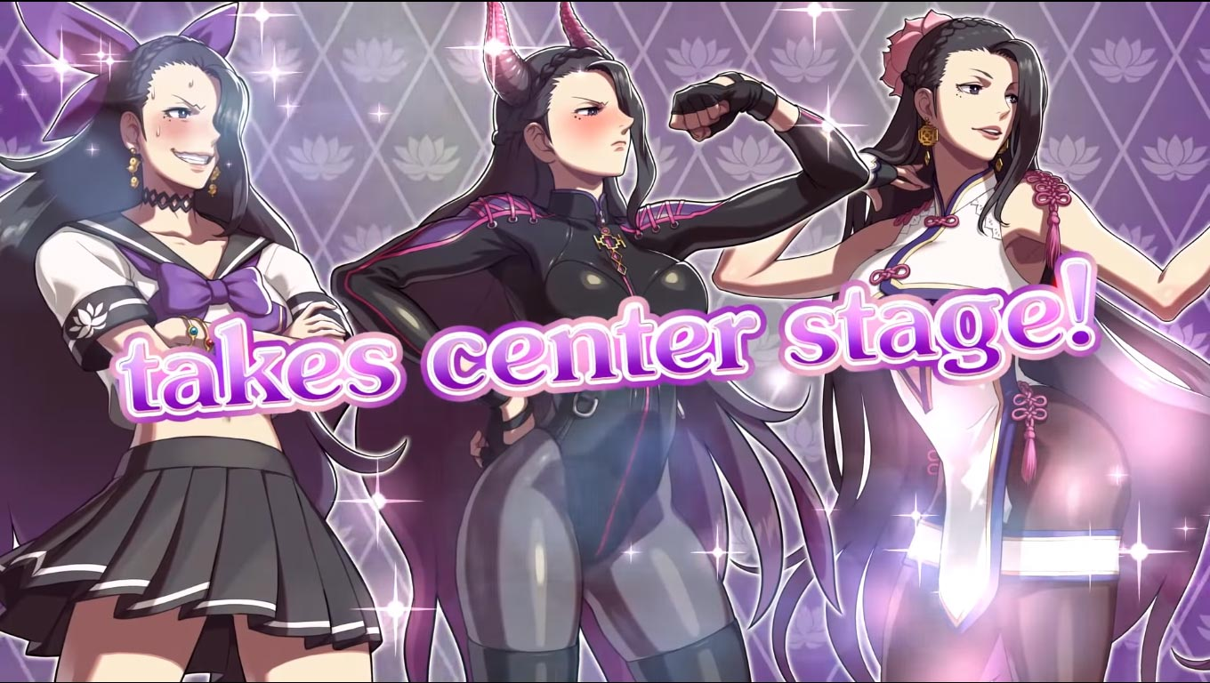 SNK Heroines Mian and Luong 2 out of 2 image gallery