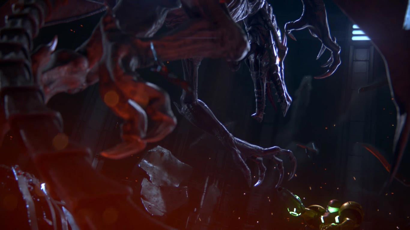 Ridley in Super Smash Bros. Ultimate 2 out of 12 image gallery