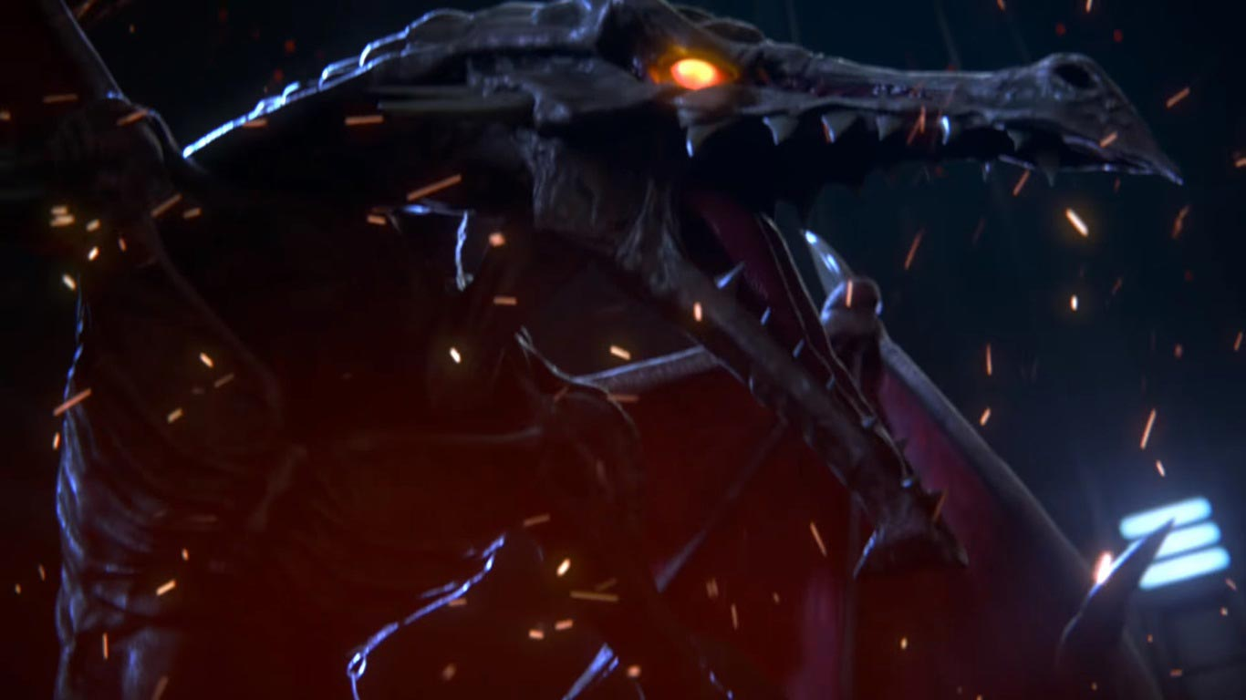 Ridley in Super Smash Bros. Ultimate 4 out of 12 image gallery
