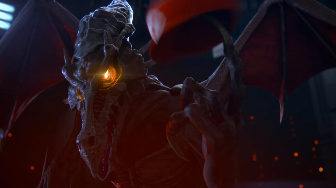 Ridley in Super Smash Bros. Ultimate 6 out of 12 image gallery