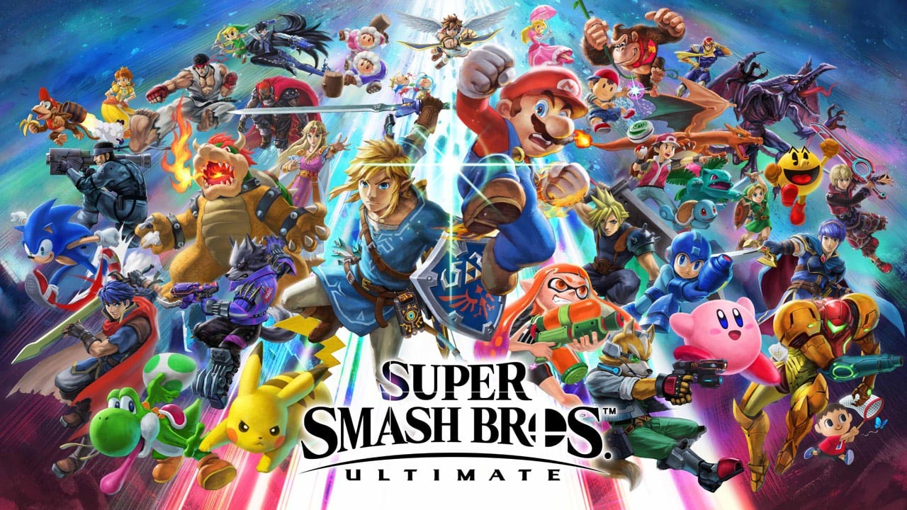 Super Smash Bros. Ultimate humongous gallery 1 out of 65 image gallery