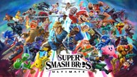 Super Smash Bros. Ultimate humongous gallery  out of 65 image gallery