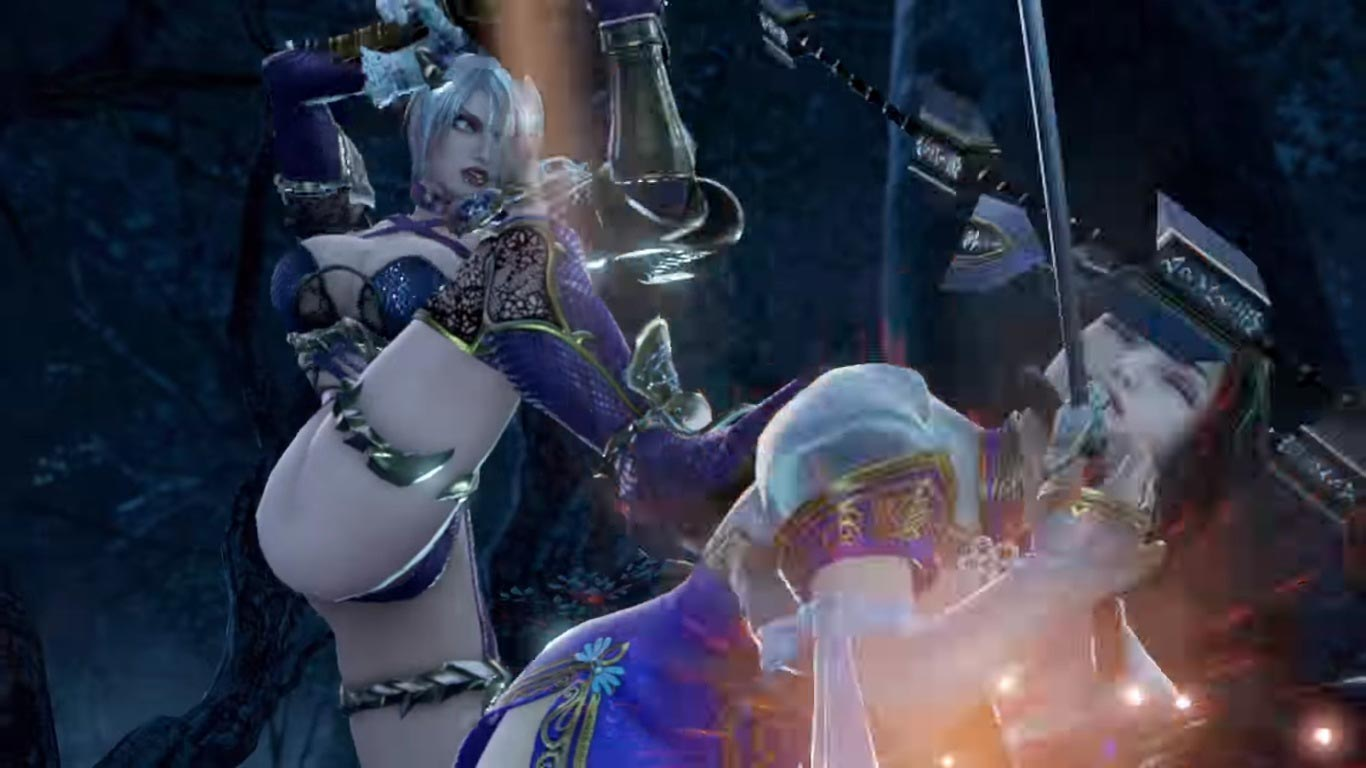 Soul Calibur 6 story mode trailer screenshots 3 out of 6 image gallery