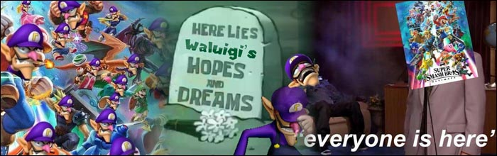 Waluigi Isn T A Playable Character In Super Smash Bros Ultimate
